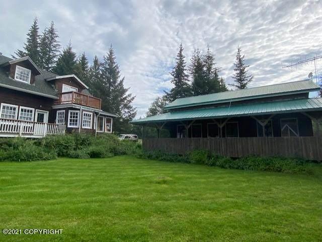 4431 Mariner Drive, Homer, AK 99603 (MLS #21-12225) :: Daves Alaska Homes
