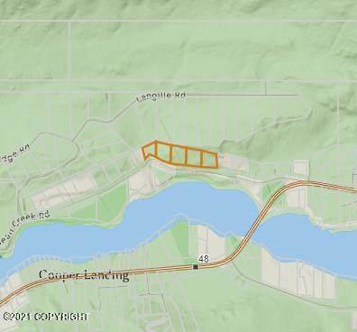 L18 Bean Creek Road, Cooper Landing, AK 99572 (MLS #21-12437) :: Synergy Home Team