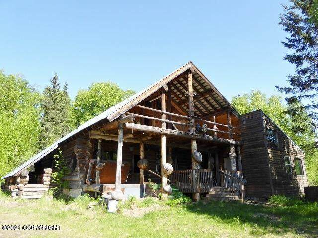 39388 S Parks Highway, Talkeetna, AK 99676 (MLS #21-15320) :: Wolf Real Estate Professionals