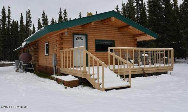 812 E D Street, Tok, AK 99780 (MLS #21-15485) :: Wolf Real Estate Professionals
