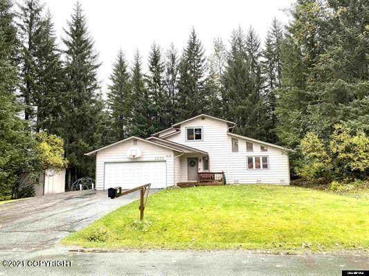 1073 Arctic Circle, Juneau, AK 99801 (MLS #21-15894) :: Wolf Real Estate Professionals