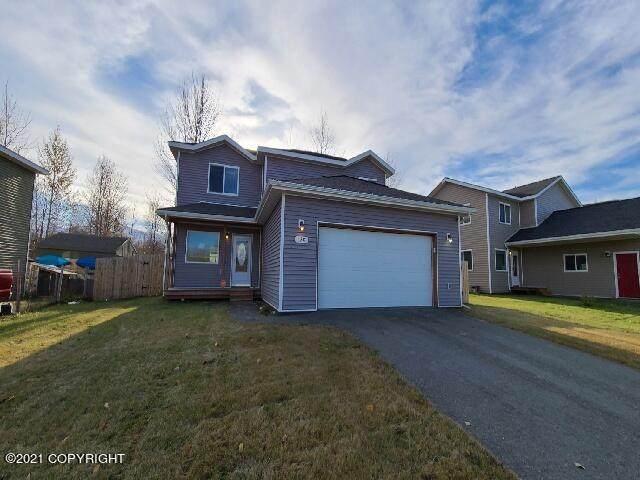 1120 S Felecia Street, Palmer, AK 99645 (MLS #21-16174) :: RMG Real Estate Network | Keller Williams Realty Alaska Group