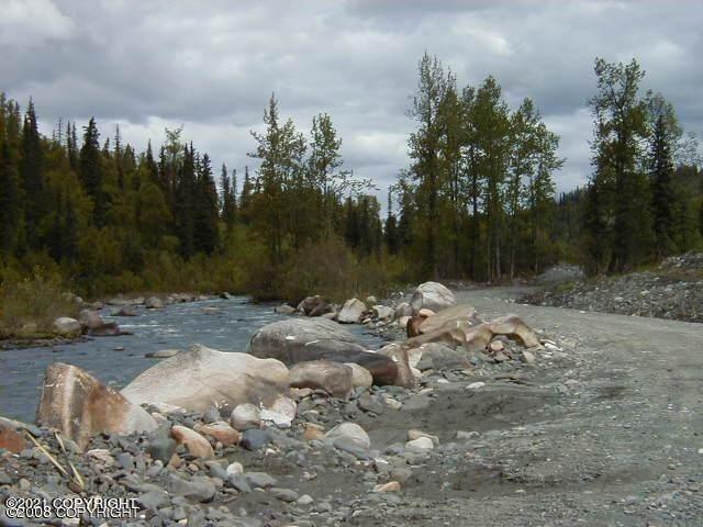 4700 S Cache Creek Drive, Trapper Creek, AK 99683 (MLS #21-16190) :: Synergy Home Team