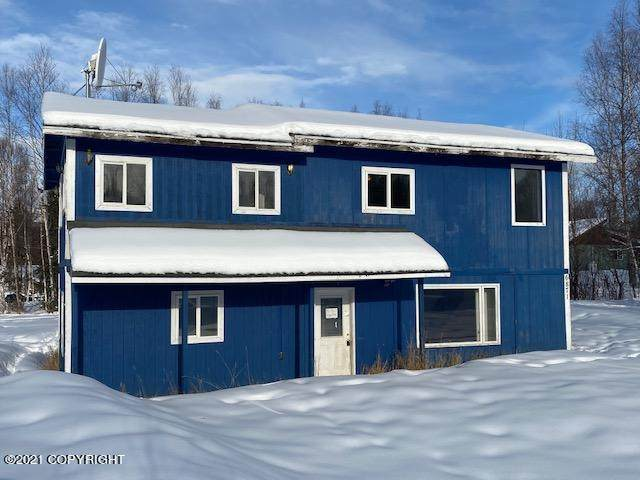 6871 W Captain Hook Drive, Wasilla, AK 99623 (MLS #21-3054) :: Daves Alaska Homes