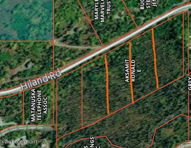 Mile 6.8 Hiland Road, Eagle River, AK 99577 (MLS #21-3093) :: Daves Alaska Homes