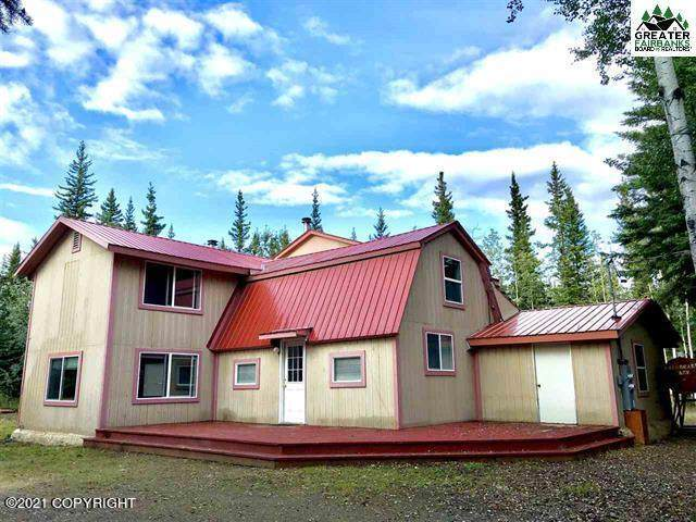 7058 Trails End, Delta Junction, AK 99737 (MLS #21-3576) :: RMG Real Estate Network | Keller Williams Realty Alaska Group