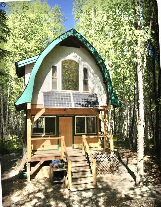 17199 E Murdock Avenue, Talkeetna, AK 99676 (MLS #21-4806) :: Daves Alaska Homes