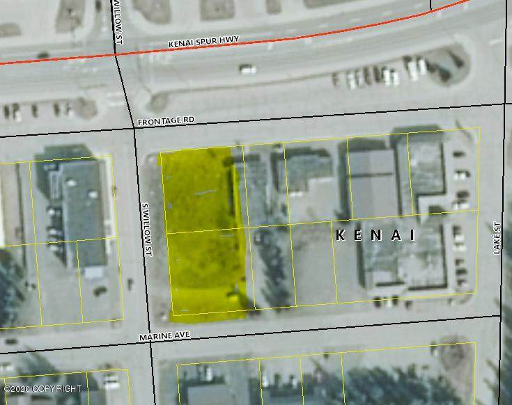 Corner Willow St & Frontage Road - Photo 1