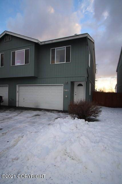 2441 Cloverwood Loop #10, Anchorage, AK 99508 (MLS #21-656) :: Wolf Real Estate Professionals