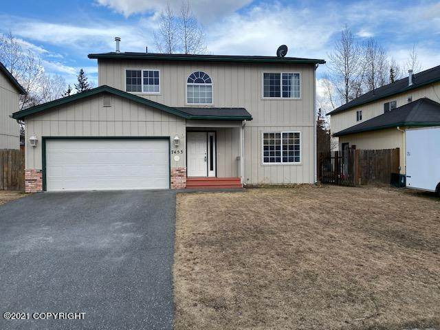 7453 White Hawk Drive, Anchorage, AK 99507 (MLS #21-6689) :: Synergy Home Team