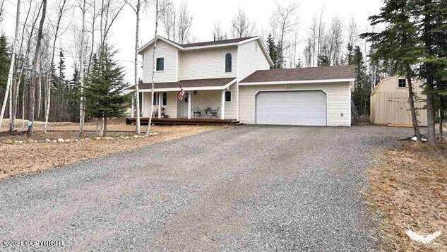 2412 Baby Bell Drive, Badger, AK 99705 (MLS #21-6949) :: Wolf Real Estate Professionals