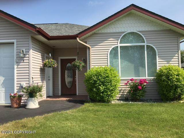 1745 S Heirloom Circle #B, Palmer, AK 99645 (MLS #21-6979) :: Wolf Real Estate Professionals