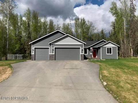 3501 W Smalley Circle, Wasilla, AK 99623 (MLS #21-8516) :: Wolf Real Estate Professionals