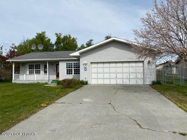 545 S Williwaw Drive, Palmer, AK 99645 (MLS #21-8775) :: Wolf Real Estate Professionals