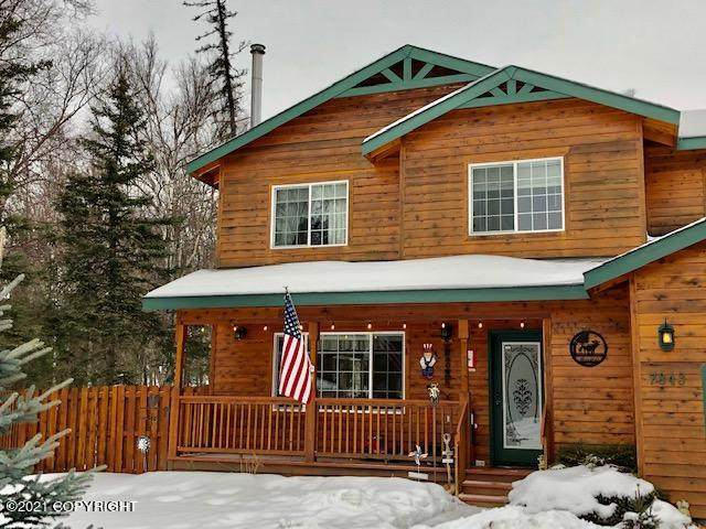 7843 E Breckenridge Drive, Wasilla, AK 99654 (MLS #21-894) :: RMG Real Estate Network | Keller Williams Realty Alaska Group