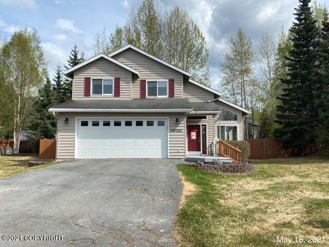 19130 Button Circle, Eagle River, AK 99577 (MLS #21-9965) :: RMG Real Estate Network   Keller Williams Realty Alaska Group