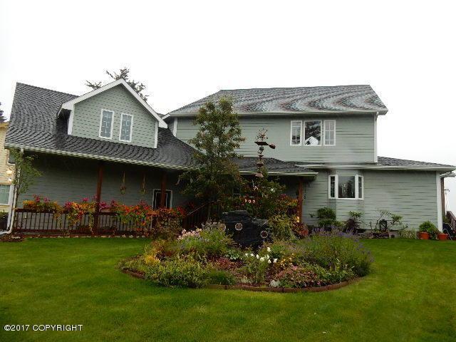 3960 Spruce Cape Road, Kodiak, AK 99615 (MLS #17-15755) :: The Huntley Owen Team