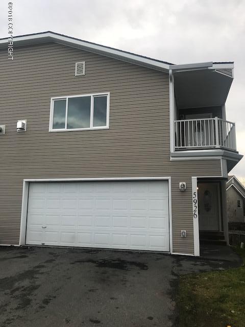 5926 Kody Drive #5, Anchorage, AK 99504 (MLS #18-17690) :: Channer Realty Group