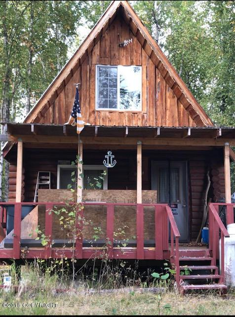 45668 S Jassue Drive, Talkeetna, AK 99676 (MLS #18-19246) :: RMG Real Estate Network | Keller Williams Realty Alaska Group