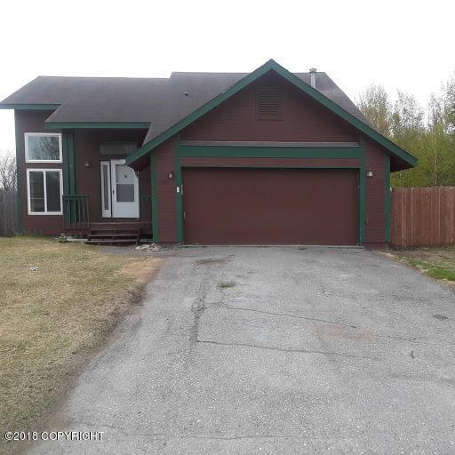 1260 W Woodstock Drive, Palmer, AK 99645 (MLS #18-8124) :: Team Dimmick