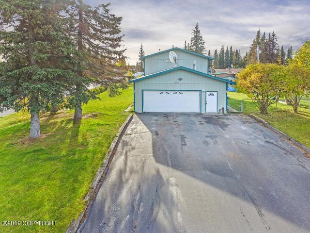 353 Katmai Avenue, Soldotna, AK 99669 (MLS #19-6066) :: Roy Briley Real Estate Group