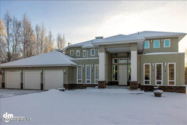 940 Botanical Heights Circle, Anchorage, AK 99515 (MLS #20-18122) :: Wolf Real Estate Professionals