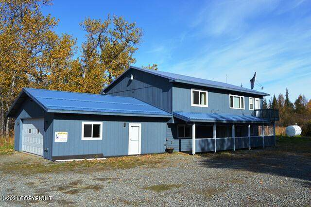 36125 N North Fork Road, Anchor Point, AK 99556 (MLS #21-13626) :: Wolf Real Estate Professionals