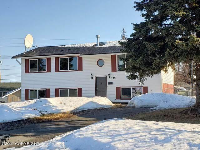 325 Dewey Circle, Anchorage, AK 99508 (MLS #21-4284) :: RMG Real Estate Network | Keller Williams Realty Alaska Group
