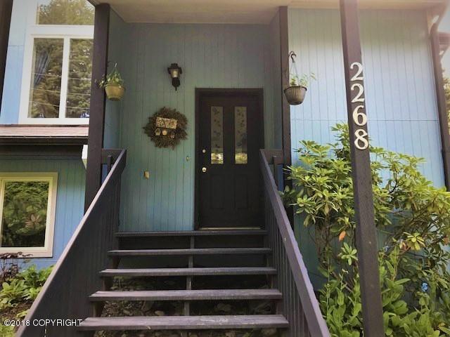 2268 Beaver Lake Loop Road, Kodiak, AK 99615 (MLS #18-5964) :: RMG Real Estate Network | Keller Williams Realty Alaska Group