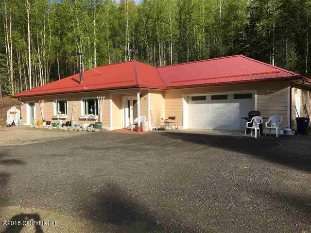 1581 Goldpointe Drive, Fairbanks, AK 99709 (MLS #18-8505) :: Core Real Estate Group