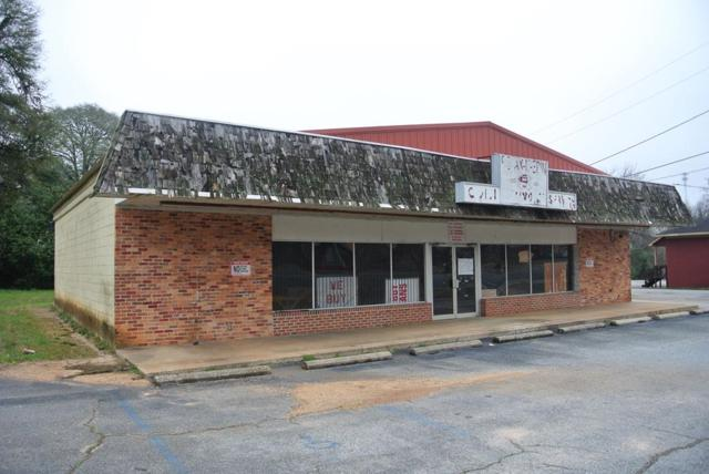 1101 Mlk Jr Blvd, Americus, GA 31719 (MLS #142363) :: RE/MAX