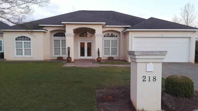 218 Stonegate, Albany, GA 31721 (MLS #142599) :: RE/MAX