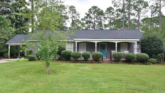 505 E Wallace Street, Sylvester, GA 31791 (MLS #143727) :: RE/MAX