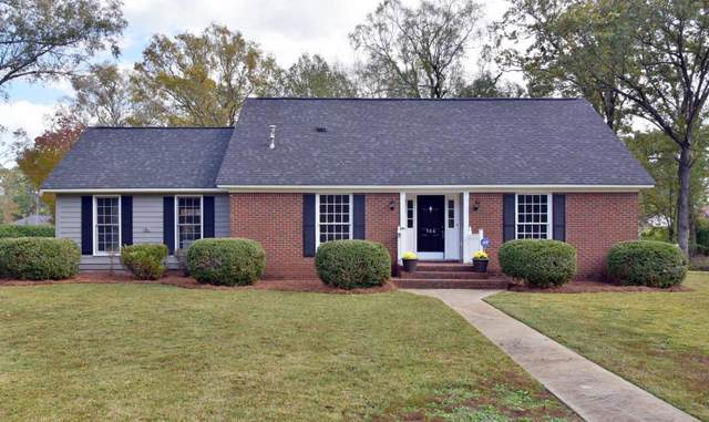 506 Whippoorwill Rd, Albany, GA 31707 (MLS #144258) :: Crowning Point Properties