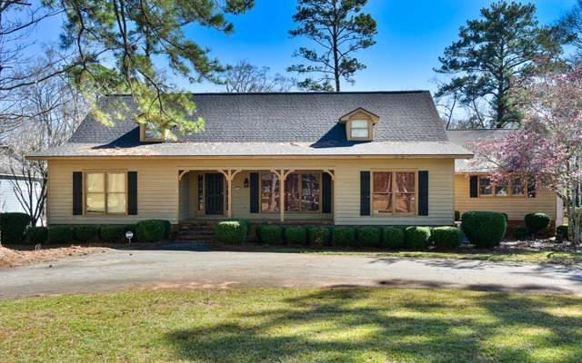 3528 Wexford Dr, Albany, GA 31762 (MLS #144553) :: RE/MAX