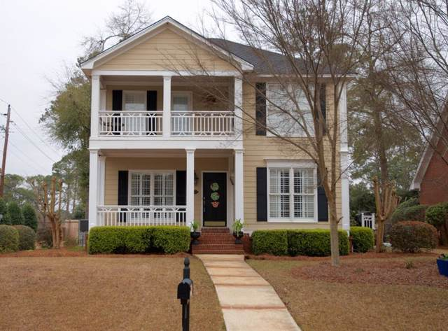 606 Russell Road, Albany, GA 31707 (MLS #144618) :: RE/MAX