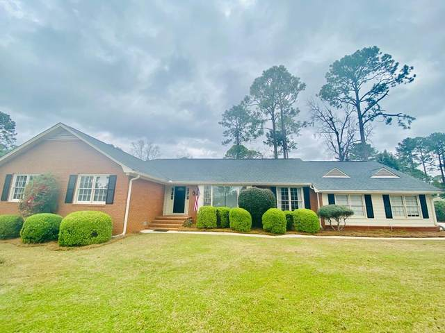 2607 Kenilworth Drive, Albany, GA 31707 (MLS #144673) :: RE/MAX