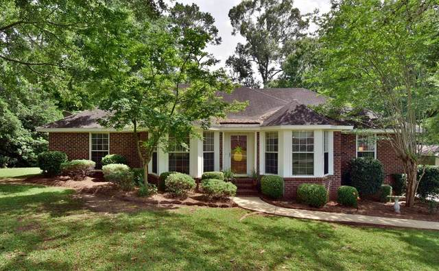 4404 Woodcrest Dr, Albany, GA 31730 (MLS #145267) :: RE/MAX