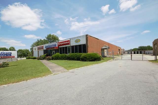 2212 Newton Road, Albany, GA 31721 (MLS #145268) :: Virtual Realty Team LLC