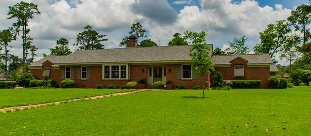 1200 Pinecrest Dr, Albany, GA 31707 (MLS #145272) :: Crowning Point Properties