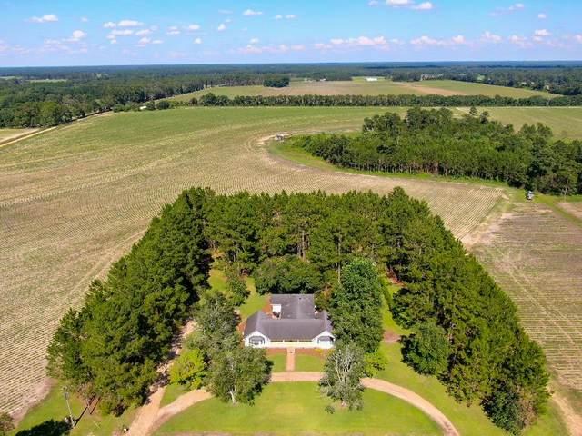 820 Wilson Rd, Thomasville, GA 31757 (MLS #145533) :: Crowning Point Properties