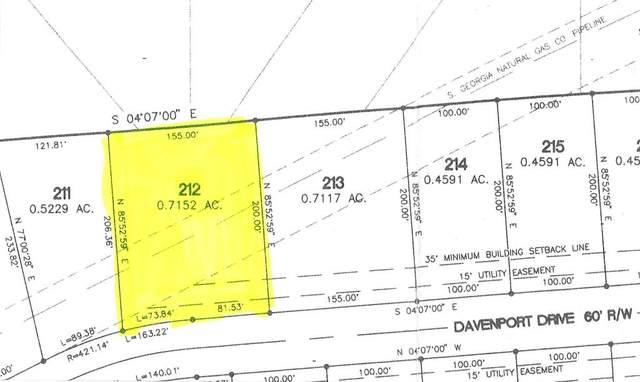 2800 Davenport Drive, Albany, GA 31721 (MLS #145629) :: Crowning Point Properties