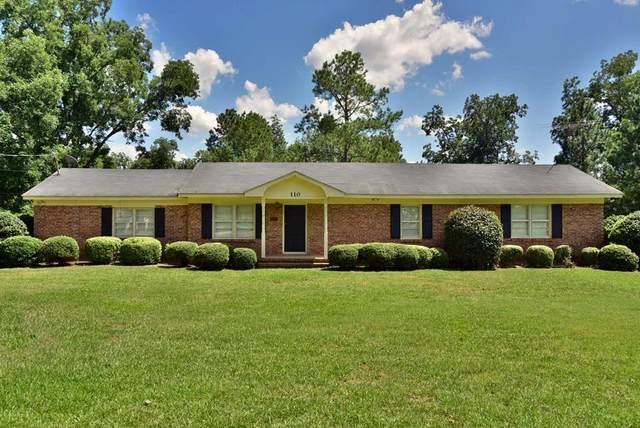 110 Whitaker Street, Smithville, GA 31787 (MLS #145669) :: Crowning Point Properties
