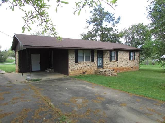39 Johnson Street, Blakely, GA 39823 (MLS #145714) :: Hometown Realty of Southwest GA