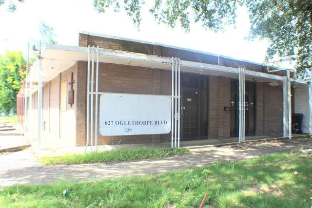 627 W Oglethorpe, Albany, GA 31701 (MLS #145747) :: Crowning Point Properties