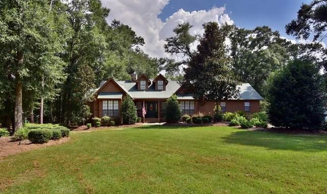 494 Northampton Road, Leesburg, GA 31763 (MLS #145763) :: RE/MAX
