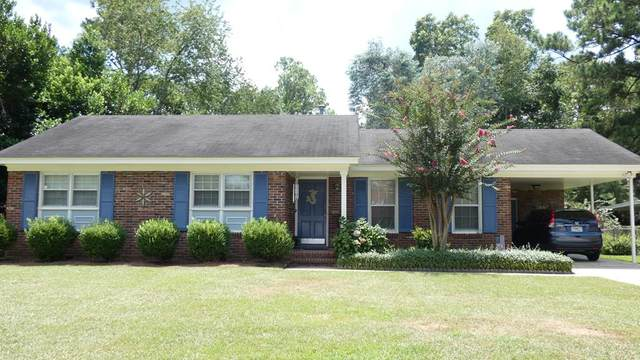 2612 Whispering Pines Rd, Albany, GA 31707 (MLS #145802) :: Crowning Point Properties