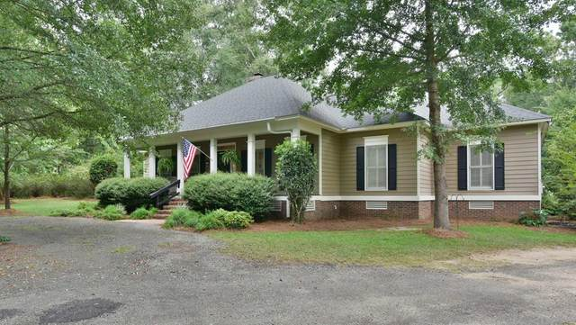 5907 Old Dawson Road, Albany, GA 31721 (MLS #145803) :: RE/MAX
