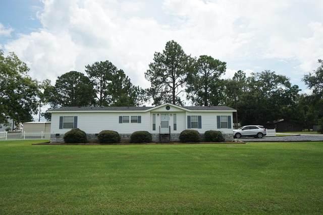 402 N Worth St, Poulan, GA 31781 (MLS #145851) :: Crowning Point Properties