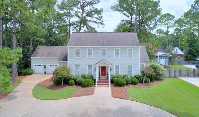 2114 Cumberland Lane, Albany, GA 31721 (MLS #145866) :: Crowning Point Properties